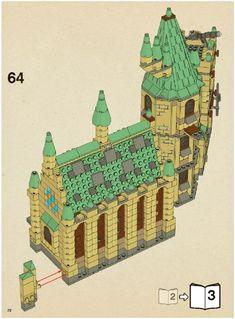 Harry Potter Hogwarts Lego Full Hd Pictures 4k Ultra Full
