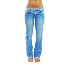 """Straight leg vintage denim in Caribbean Blue by M2F Brand Denim on Fab.com - 32"""" inseam - $55 - relaxed look you can wear cuffed, scrunched, oversized, or tight - LOVE these jeans! They are so amazingly comfy and always fit perfectly..only pair of jeans I have ever bought online (without being able to try them on) and never had to send back because they didnt fit..wow.."""