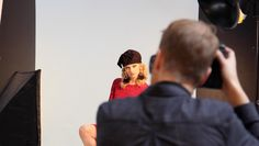 Juffrouw Jansen   Behind the scenes S17 Behind The Scenes