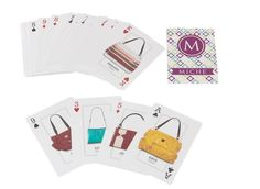 Miche playing cards! I'll trade you a Raye for an Abagail....great games for home parties
