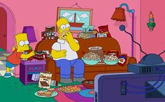 "Anyone up for a ""Simpsons"" binge-watching marathon?"