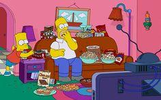 "Anyone up for a ""Simpsons"" binge-watching marathon?"