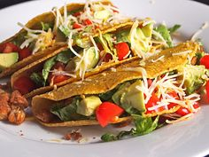Chickpea tacos:)