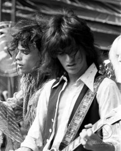 Sexy pic of Joe Perry & Steven Tyler