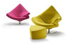 Der Faltsessel Clou von Signet.  The chair Clou from Signet. Design by Prof. Stefan Heiliger.