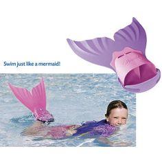 Mermaid Swim Fins - Toys, Games, Electronics & Crafts – Educational, Imaginative & Fun