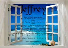 Name Jeffrey Angies Creation
