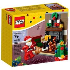Try some of these super fun LEGO Christmas Projects. Includes instructions, videos and some very neat builds to get you in the LEGO Christmas spirit! Lego Technic, Lego Ninjago, Legos, Buy Lego, Lego Christmas Sets, Christmas Projects, Christmas Themes, Christmas 2015, Cool Ideas