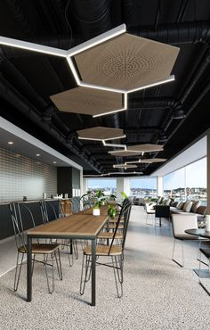 Family | Intra Lighting Office Ceiling Design, Interior Ceiling Design, Ceiling Design Living Room, Bedroom False Ceiling Design, Office Space Design, Modern Office Design, Restaurant Interior Design, Office Interior Design, Office Interiors