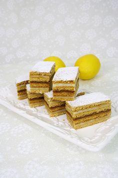 Prajitura cu foi de miere | gabriela cuisine - recipes