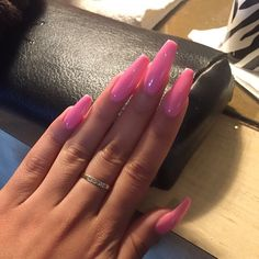 How to choose your fake nails? - My Nails Sexy Nails, Hot Nails, Nails On Fleek, Hair And Nails, Gorgeous Nails, Pretty Nails, Cute Pink Nails, Essie, Manicure