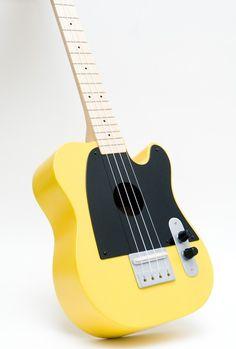 T-style tenor ukulele