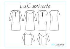 Image of Patron La Captivante