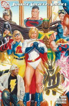 JSA Justice Society