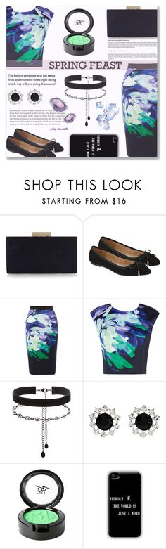 """""""Mother's Day Brunch Style"""" by pinky-chocolatte ❤ liked on Polyvore featuring Monsoon, Accessorize, Coast and Beauty Is Life"""