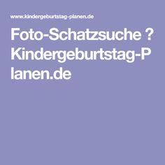 Foto-Schatzsuche ⋆ Kindergeburtstag-Planen.de