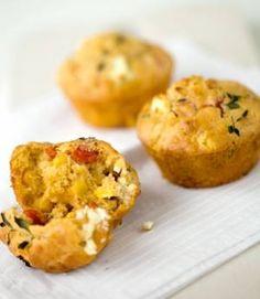 mindfood polenta savory polenta polenta muffins muffins brunch polenta ...