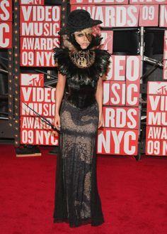 Lady Gaga, 2009.