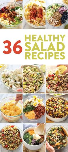 Get your vegetables in and make one of these healthy salad recipes for lunch or dinner this week! Meal prep a healthy broccoli salad recipe for dinner. Healthy Broccoli Salad, Salad Recipes Healthy Lunch, Salad Recipes For Dinner, Healthy Recipe Videos, Healthy Pastas, Healthy Salad Recipes, Vegetarian Meals, Healthy Snacks, Lunch Recipes