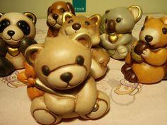 thun Cucciolo Orsetto Timmi Coccolone Cuori Mamma teddy SCONTO 50 %!! list16,9 | eBay