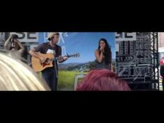 """▶ Alex & Sierra - Toxic/Thrift Shop (Live at """"See/Change NY"""" 2014) - YouTube"""