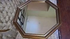 Beautiful Gold Accent Hexagonal Mirror Oshawa / Durham Region Toronto (GTA) image 3