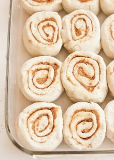 Gluten-Free Cinnamon Rolls | Cafe JohnsoniaCafe Johnsonia
