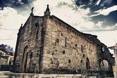 Mosteiro Cisterciense de Santa Maria de Ermelo #Portugal
