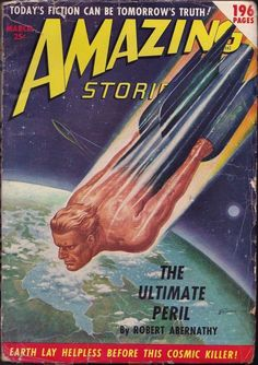 Amazing Stories, March 1950