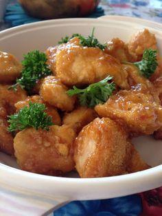 "Honey Orange Chicken - """" @allthecooks #recipe"
