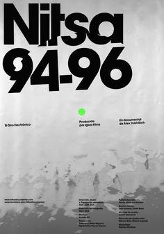 Nitsa 94/96: El giro electrónico poster buy - Google Search