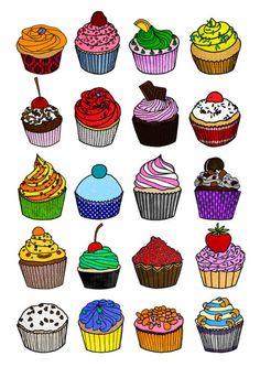 Cupcake variations