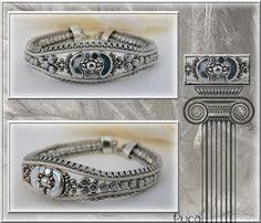 Schéma bracelet Joy