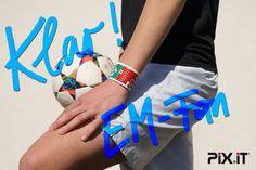 EM-Fanband-Kollektion Portugal