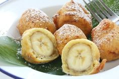 You will love this easy and delicious Fried Banana Bites Recipe and we have a video tutorial to show you how. Check out the Fried Honey Bananas too.