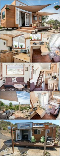 Looking to Add Zen to Your Life? Step Inside this Tiny House by Zen Cottages! - Zen Cottages in Encinitas, California has a mission to live in freedom and they want others to be a part of it by joining their tiny house community. They work with people to design and build their perfect home and one of those creations is the Zen Cottage.