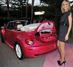 barbie vw beetle limited edition | Black Nails Still In For 2009! - StyleFrizz
