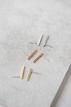Lovoda - Skinny Bar Earrings , $12.95 (http://www.lovoda.com/skinny-bar-earrings/)