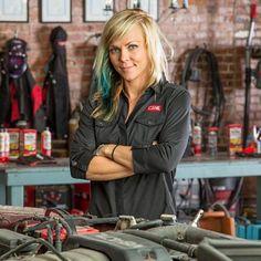 Jessi Combs, Kari Byron, Woman Mechanic, Good People, Amazing People, Celebs, Celebrities, Jessie, Race Cars
