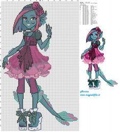 Schema punto croce Grimmily Anne Mcshmiddlebopper (Monster High) 132x219 21 colori.jpg (2.73 MB) Mai osservato