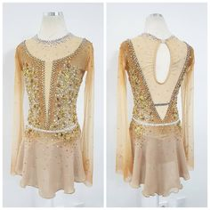 The image may contain: people are standing - Leotards Figure Skating Outfits, Figure Skating Costumes, Figure Skating Dresses, Girls Dance Costumes, Dance Outfits, Coach Outfits, Ballet Leotards For Girls, Skate Wear, Ballet Clothes