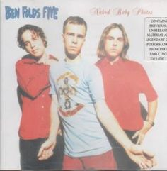 Ben Folds Five - Naked Baby Photos | £6.31