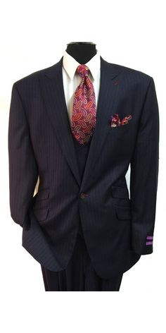 Men's Fashion Suit by Tayion Collection Mens Fashion Suits, Mens Suits, Men's Fashion, Fashion Outfits, Sharp Dressed Man, Well Dressed, Men Formal, Formal Wear, Expensive Suits