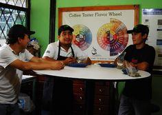 Die Qualitätskontrolle bei ACRIM ist hervorragend.  mehr Informationen auf der Five Roasters-Homepage www.fiveroasters.de/blog/ecuador-august-2014