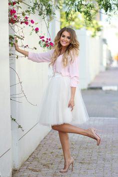 Mungolife Anna Vanhanen #pink #girly #outfit #tutu #christianlouboutin #heels