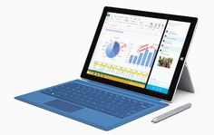 microsoft introduces 12 inch surface pro 3 tablet - designboom | architecture