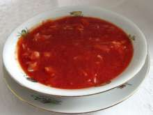 Recepty kuchára Dada Chili, Soup, Fish, Meat, Ethnic Recipes, Chile, Chilis, Pisces, Soup Appetizers
