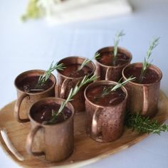 A perfect signature sip: a Moscow Mule recipe