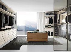 armadi moderni, letti design, complementi notte, cabine armadio