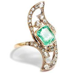429 Besten Ring Jugendstil Bilder Auf Pinterest Jewelry Antique